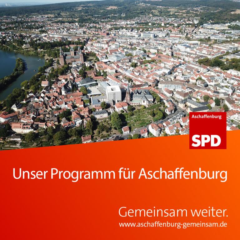 Luftbild Aschaffenburg